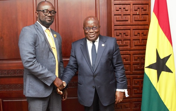 Ghana football has returned to normalcy under Kurt Okraku - Prez Akufo-Addo