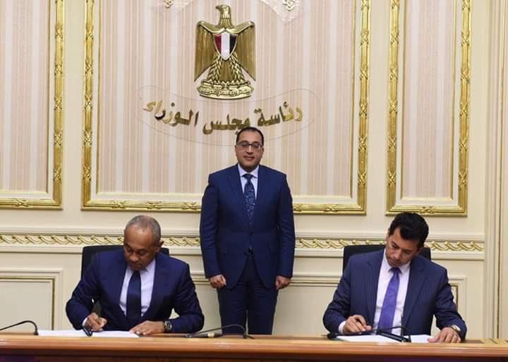 CAF finally gets diplomatic status in Egypt, major political success for President Ahmad