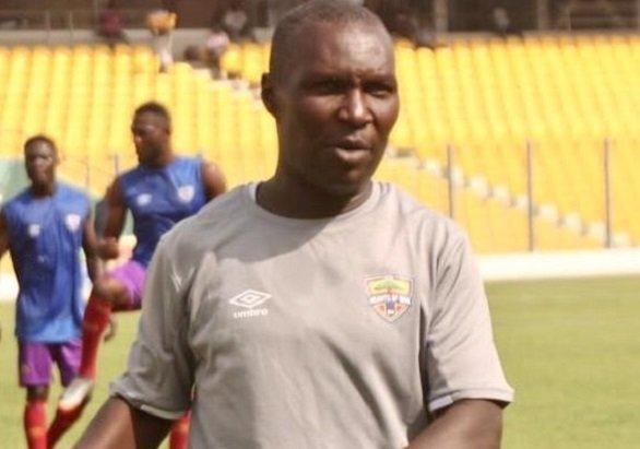 Hearts of Oak throw support behind interim coach Edward Odoom