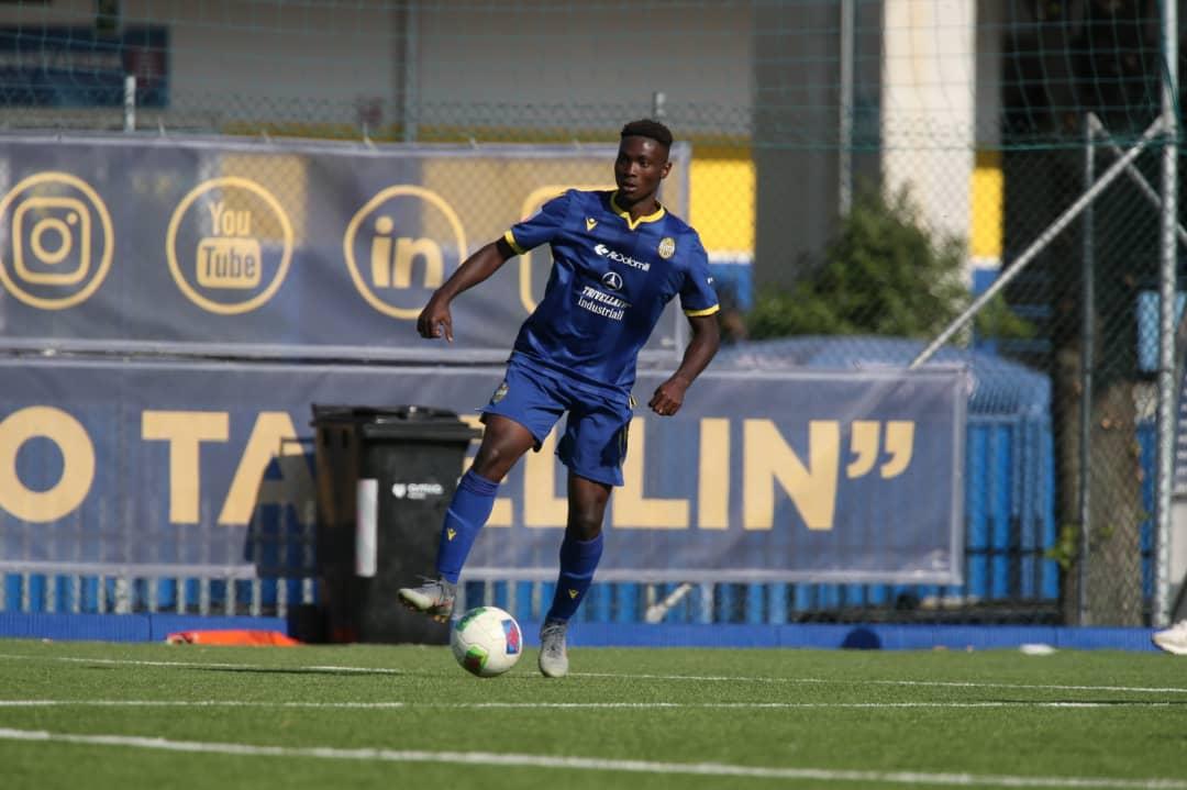 Philip Yeboah assist secures comfortable victory for Hellas Verona over Parma