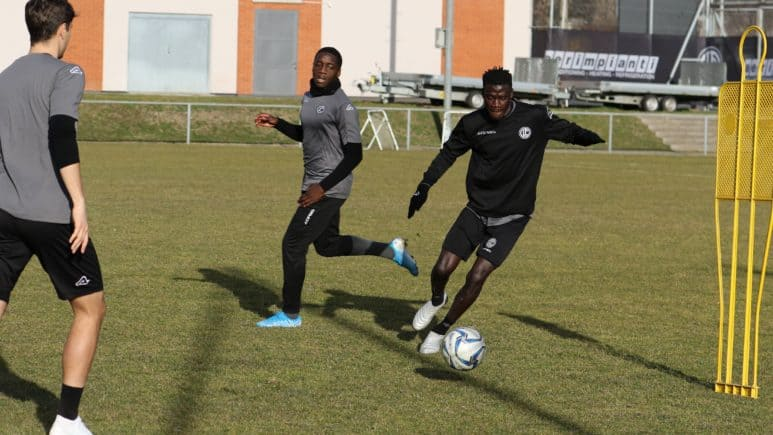 Ransford Selasi: Newly-signed Lugano FC midfielder ruled out of FC Thun clash through illness