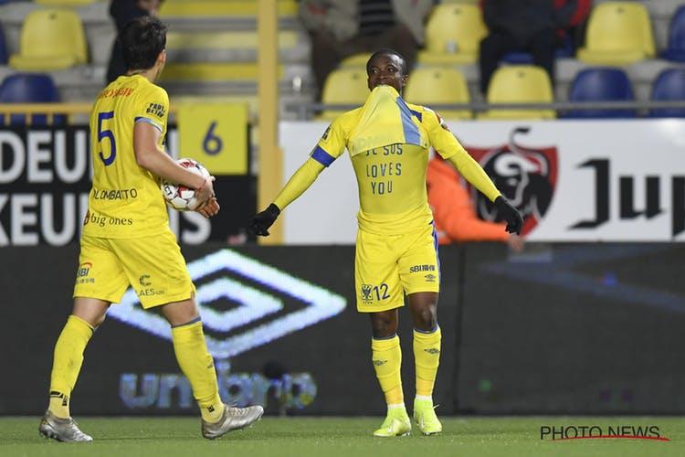 'Jesus loves you' lands Ghanaian midfielder Samuel Asamoah in trouble in Belgium after hat-trick heroics