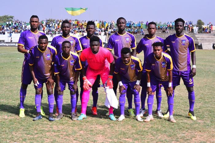 2019/20 Ghana Premier League: Week 9 Match Report — Karela United 1-1 Medeama SC