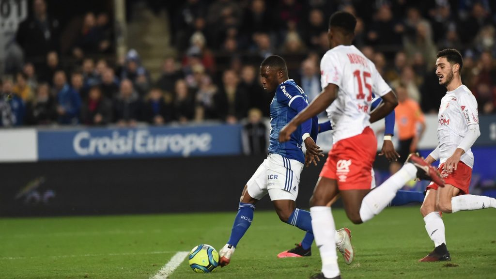 Ghana forward Majeed Waris scores again as Strasbourg down Reims in France