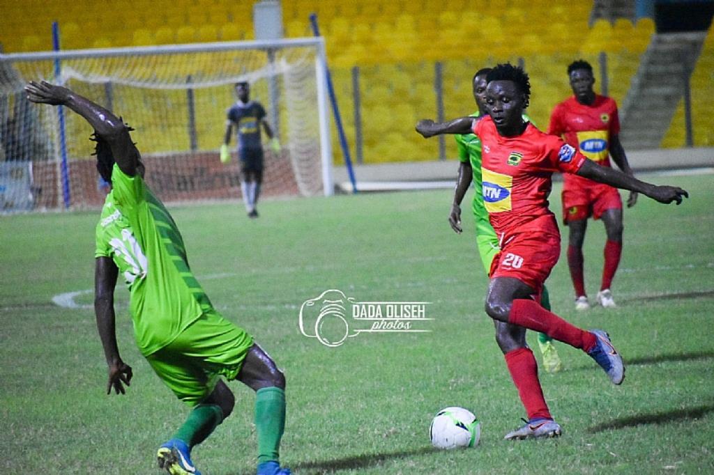 2019/20 Ghana Premier League: Week 14 Match Preview - Asante Kotoko v Elmina Sharks