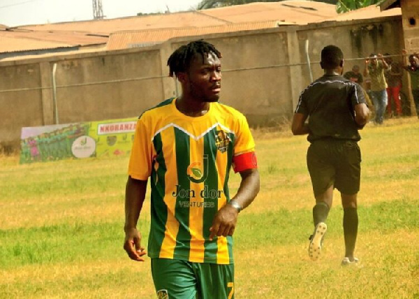 Legon Cities make offer to sign Hearts and Kotoko target Emmanuel Sarkodie - Report