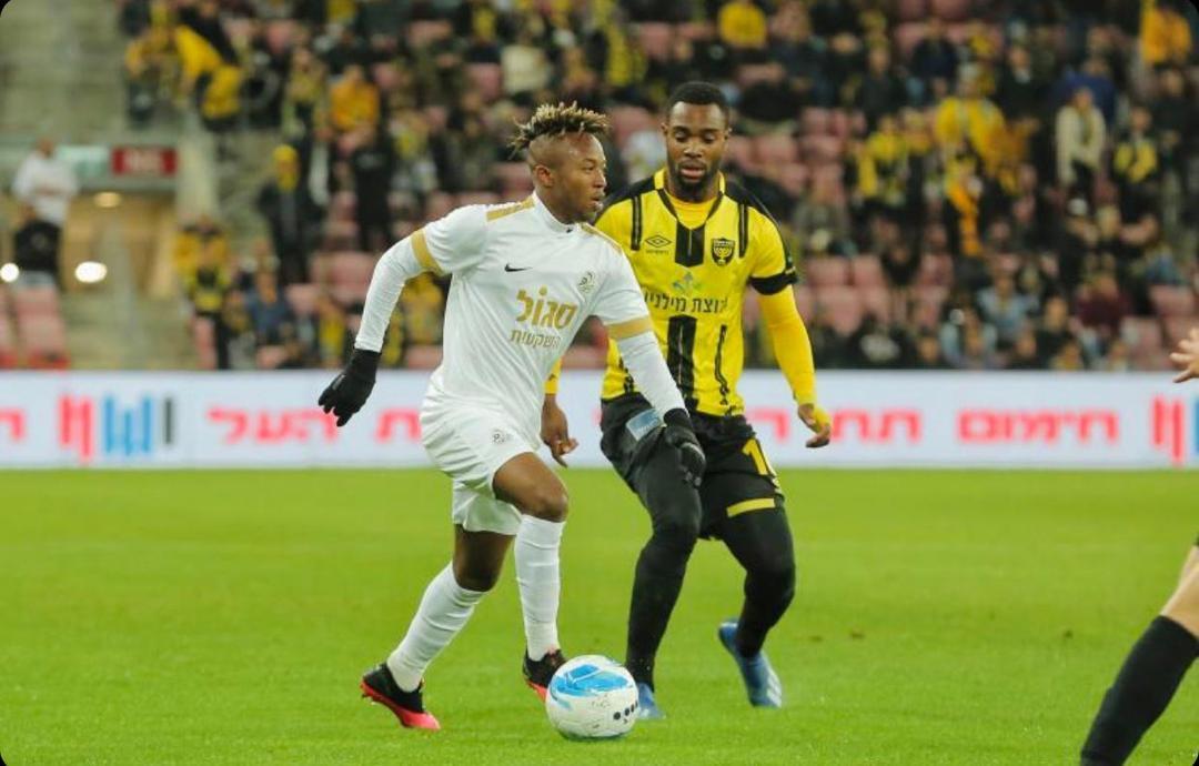 EXCLUSIVE: Samuel Alabi pens permanent contract at Israeli giants FC Ashdod