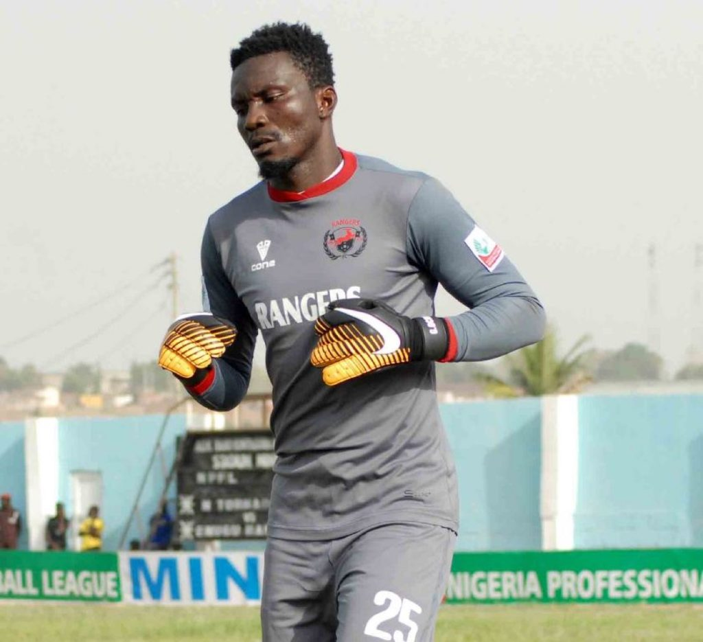 I advised George not travel with his private car- Enugu Rangers goalkeeper Kwame Bonsu