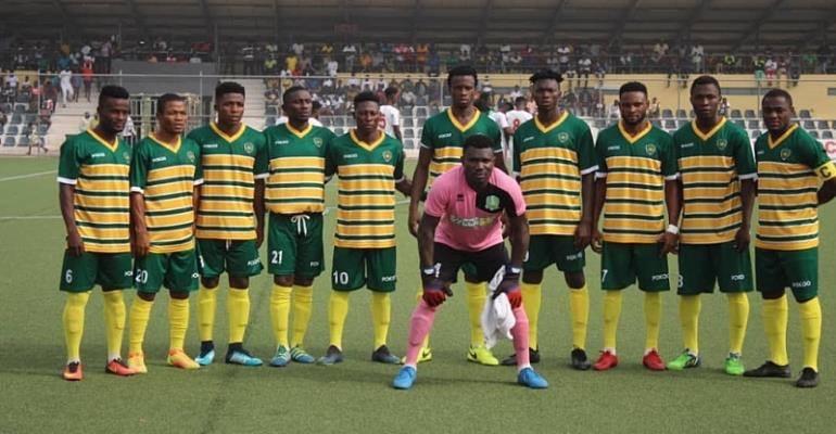 SHOCKER: Girl friends snatching is the bane of Ebusua Dwarfs dreadful Ghana Premier League performance