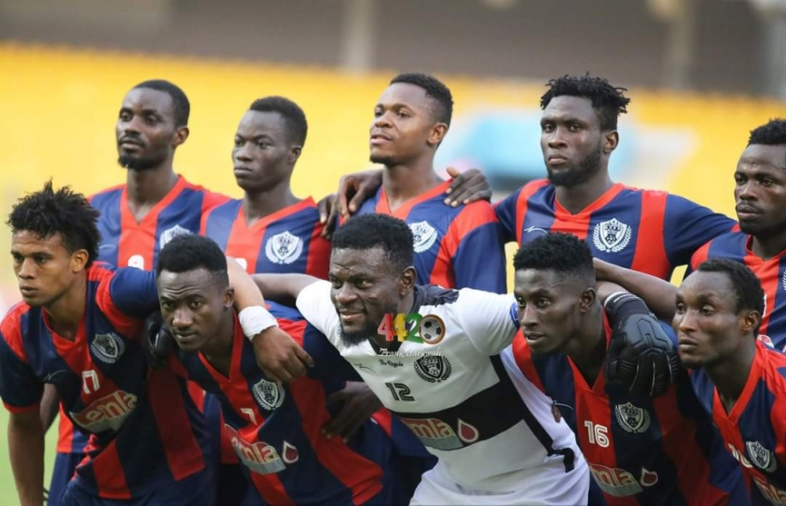 Ghana Premier League side Legon Cities rubbish claims of sacking 20 players
