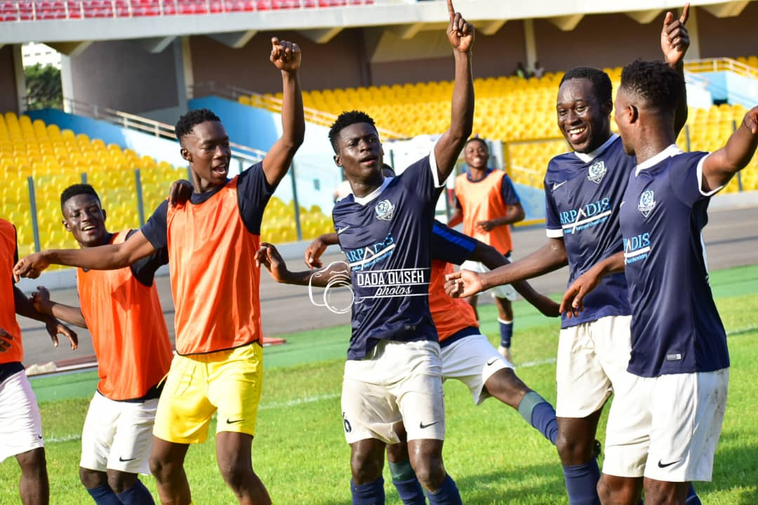 VIDEO: Watch highlights of Accra Lions' 2-1 victory over Tema Youth