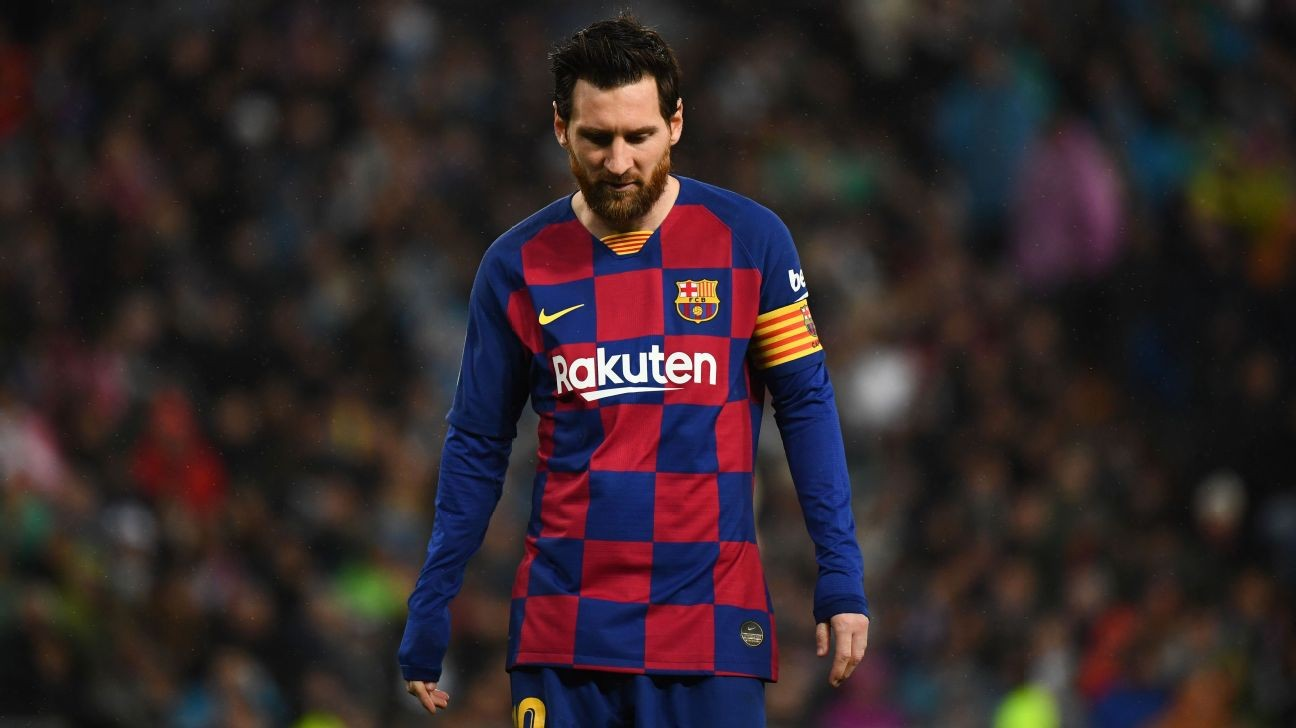 Messi, Griezmann both 5/10 as Barcelona fall flat in El Clasico