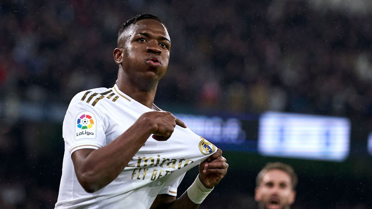 Real Madrid's Vinicius isn't perfect, but his bravado has turned the La Liga title race in Los Blancos' favour