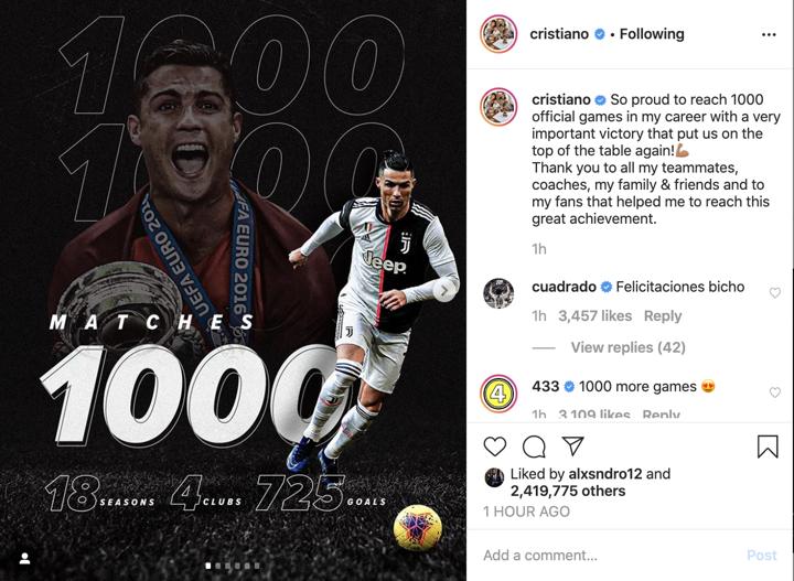 How many matches has Cristiano Ronaldo played? - Quora