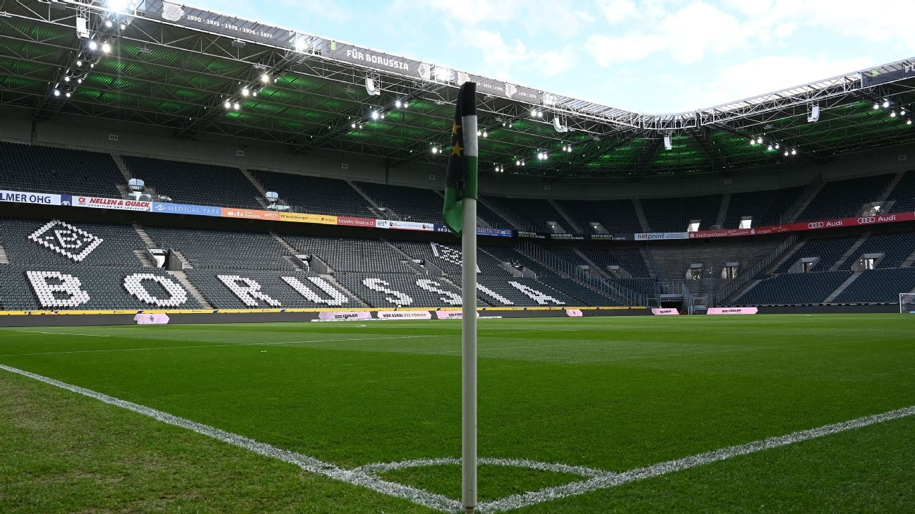 Gladbach players partially waive salaries over Bundesliga collapse fears