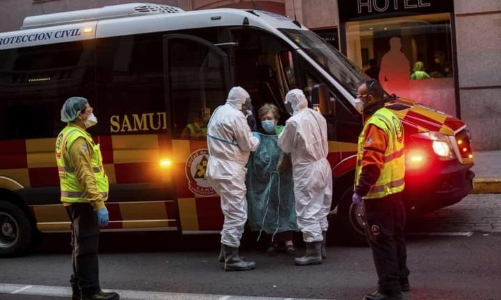 Coronavirus cases surpass 60,000 in USA; Spain death toll overtakes China