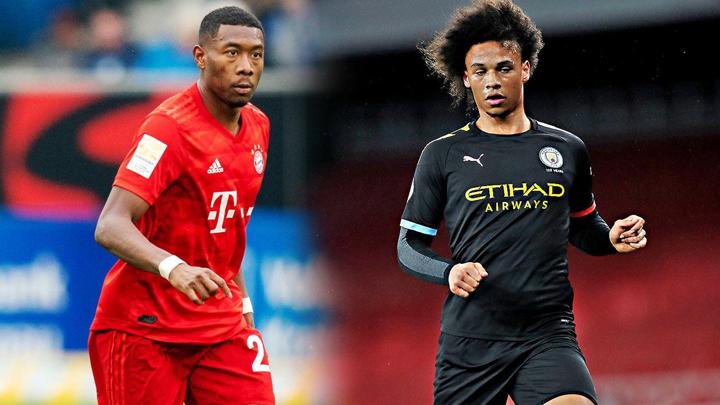Bayern & Man City 'consider Alaba-Sane swap but Austrian star wants Spain move'