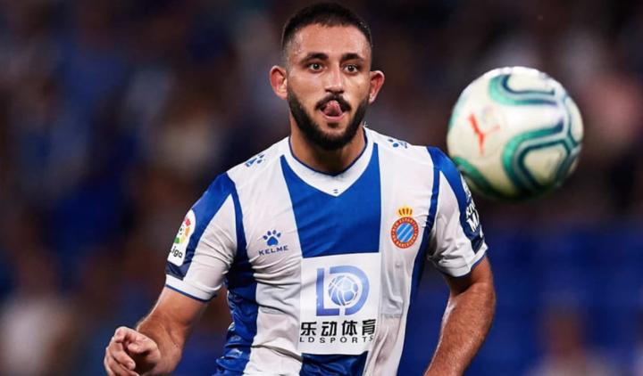 Espanyol forward Mattias Vargas tests positive for coronavirus (TyC)
