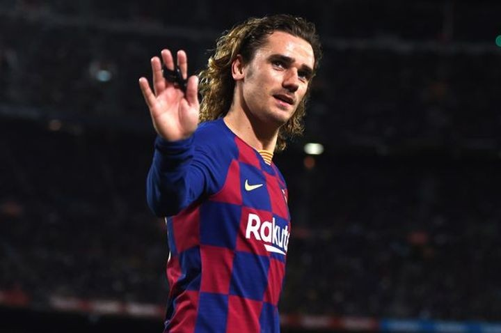 Barca ready to accept £90m for Griezmann as Man Utd primed to swoop (Mirror)