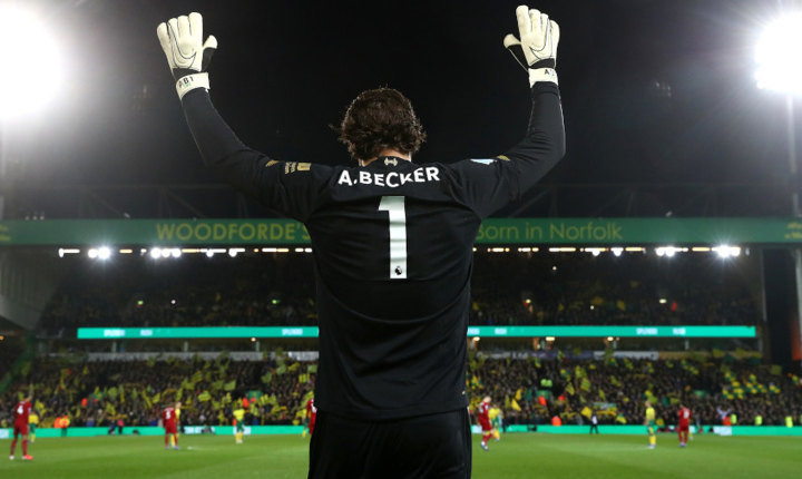 An insight into how Alisson 'makes it look easy'