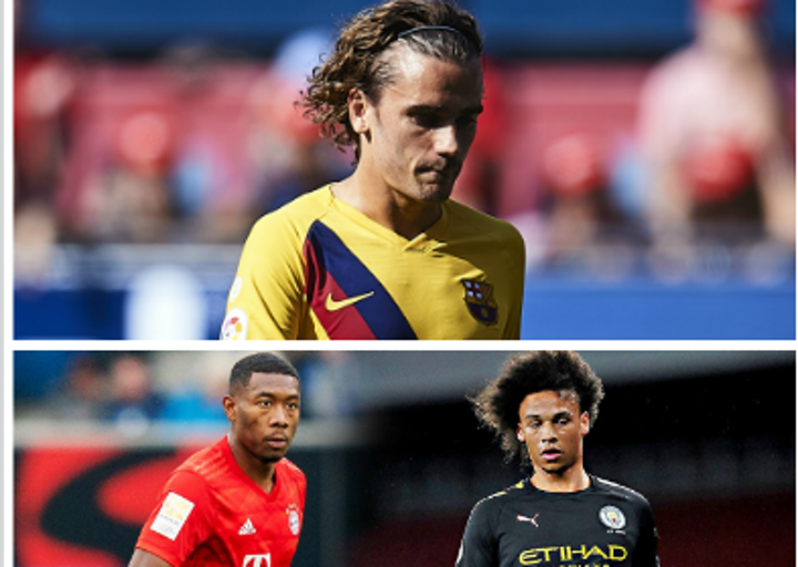 Kick Off: Alaba-Sane swap deal considered; Barca 'to accept £90m for Griezmann'