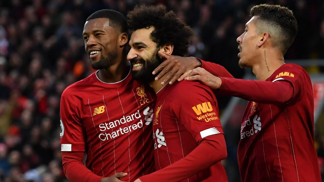 Premier League should crown Liverpool now as final 10 games don't change much at top or bottom