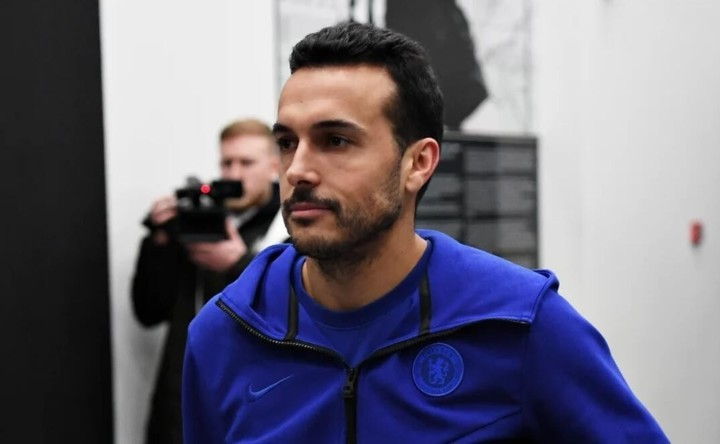Pedro corrects media reports that he will leave Chelsea in summer