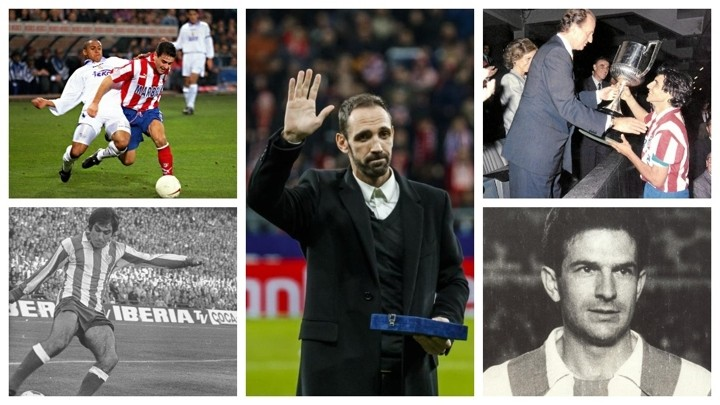 Who is the best right-back in Atletico Madrid's history?