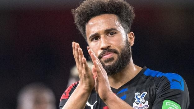 Andros Townsend: Footballers 'have to give back' in coronavirus crisis