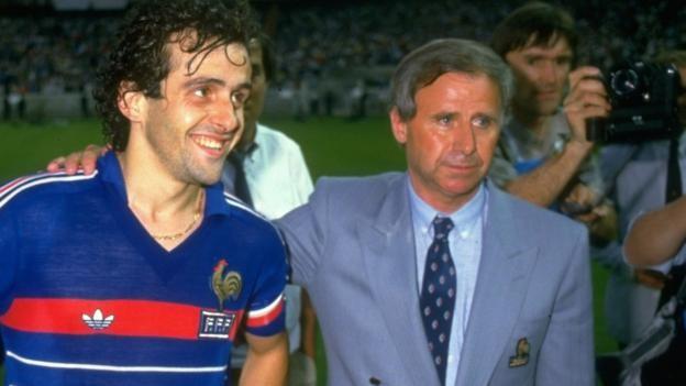 France's Euro '84 winning coach Michel Hidalgo dies aged 87