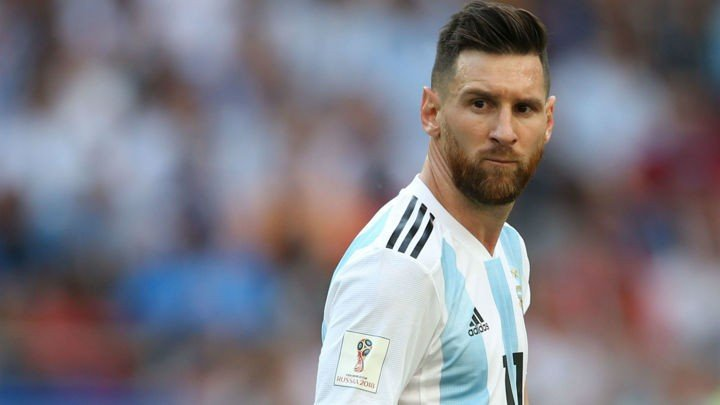 'Unfair if Messi doesn't win a World Cup'