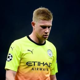 MAN. CITY star DE BRUYNE considering a move out