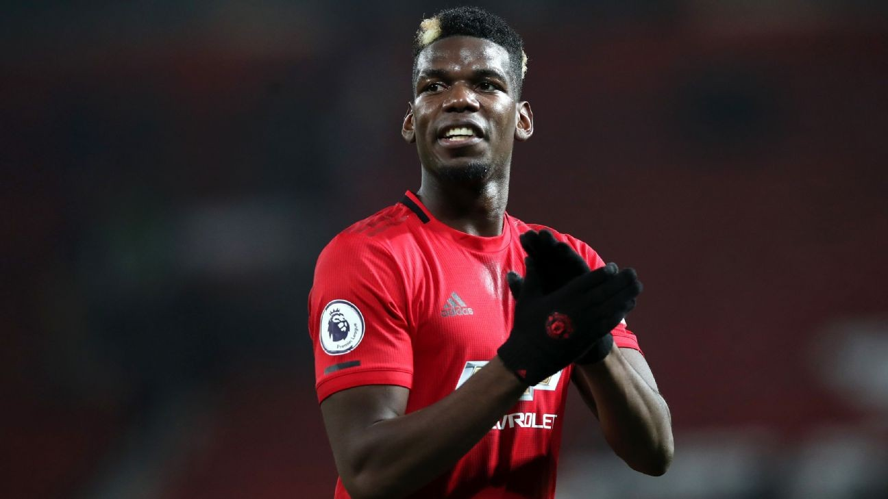 Coronavirus: Real Madrid moves for Pogba, Martinez on hold - sources