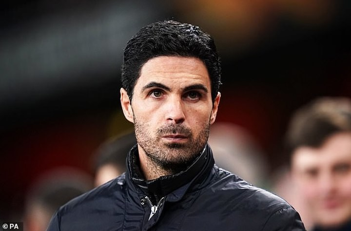 Arteta reveals players have embraced 'homework' set by him during lockdown