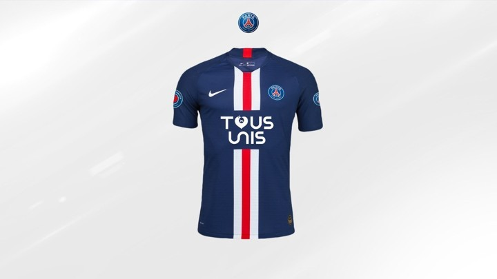 PSG donate over €200k for hospitals as their special jersey sold out in 12 hours