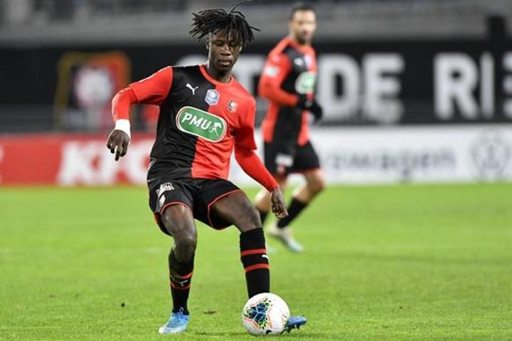 Barca won't consider signing Rennes' Camavinga as he is too expensive (MD)