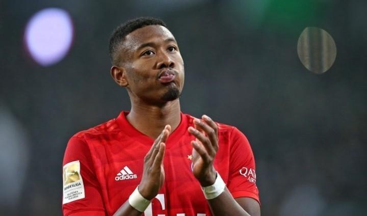 Juventus 'monitoring Alaba situation' amid Bayern exit talks