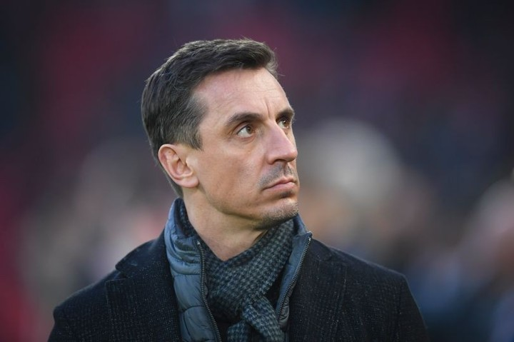 Neville outlines advice to finish season including to condense next season