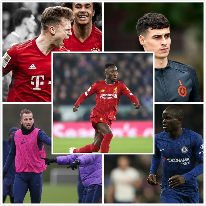 Kane, Kante, Kroos, Kimmich, Koke...which 'K' player is the best?