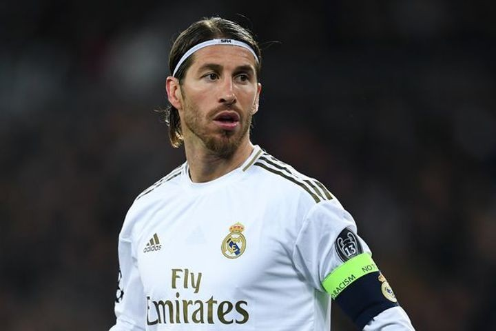 Sergio Ramos 'could be set for Real Madrid exit' due to coronavirus crisis