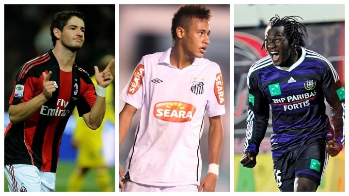 Bale, Neymar... What happened to the 15 most promising young players from 2010?