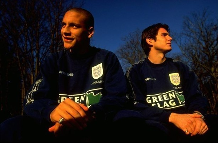 Ferdinand explains how his Man Utd career damaged Lampard relationship