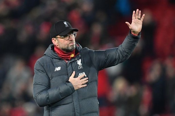 Klopp tipped to finish career as Germany manager by tennis great Becker