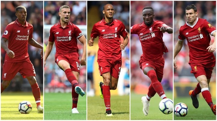 What is Liverpool's best midfield three? Picking the ideal combination