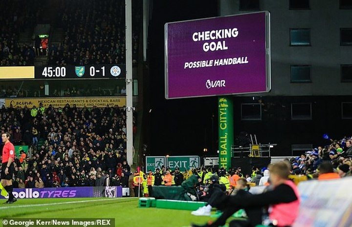 EPL 'happy with VAR' & insist they are 'massively ahead' of Italy, Spain and MLS