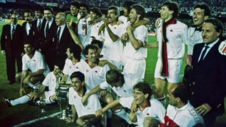 The 50 best matches in history: Steaua Bucharest 0-4 AC Milan, 1989 European Cup
