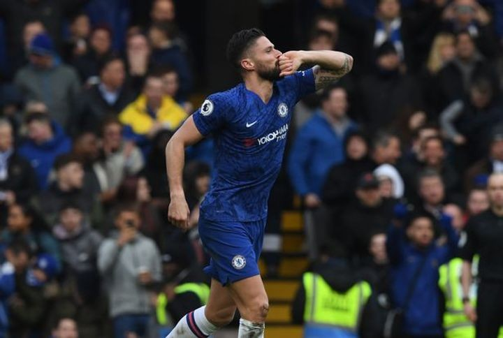 Olivier Giroud opens up on how close he came to leaving Chelsea