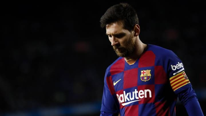 Messi's latest tirade evidence of growing distance between squad and club