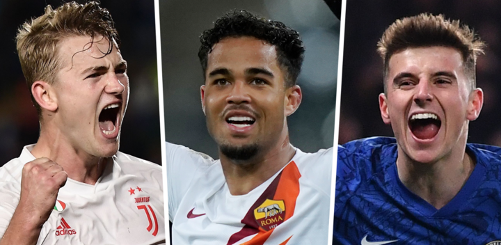 Sancho, De Ligt, Mount...  Did 2018 best wonderkids go on to fulfil potential?
