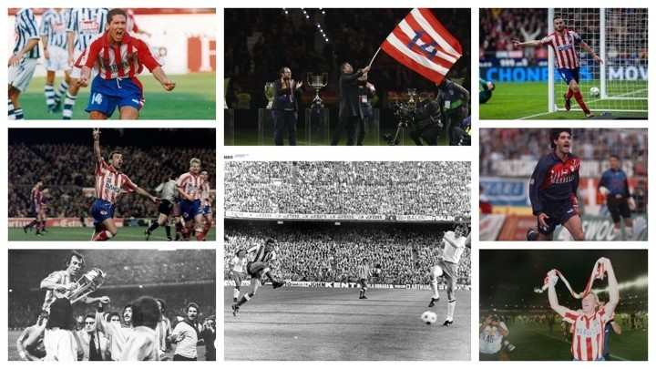 Aragones named as Atletico's all-time best midfielder in Marca vote